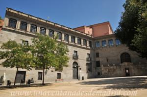 Carlos I, Instituto de Educación Secundaria Santa Bárbara