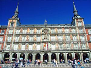 Madrid, Carlos II, Casa de la Panadería