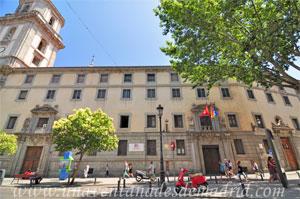 Madrid, Carlos II, Colegio de la Compañía