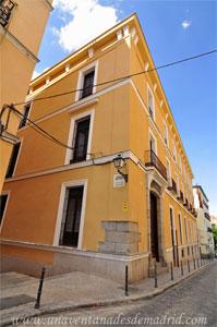 Madrid, Carlos II, Colegio de San lldefonso