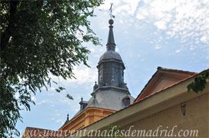 """Madrid, Carlos II, Cúpula de la iglesia del Convento de las Mercedarias Descalzas de la Purísima Concepción """"Lás Góngoras"""""""
