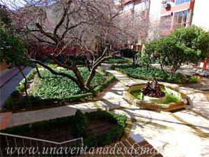 Madrid, Carlos II, Huerto de las Monjas