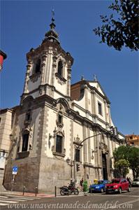 Madrid, Carlos II, Iglesia de Nuestra Señora de Montserrat