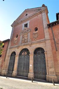 Madrid, Carlos II, Iglesia del Monasterio de San Ildefonso y San Juan de Mata