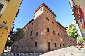 Madrid, Carlos II, Esquina Nordeste del Monasterio de San Ildefonso y San Juan de Mata