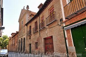 Madrid, Carlos II, Monasterio de San Ildefonso y San Juan de Mata