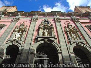 Madrid, Carlos II, Iglesia de San Millán y San Cayetano