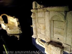 Madrid, Felipe II, Restos del Alcantarillado del Arenal y de la Fuente de los Caños del Peral
