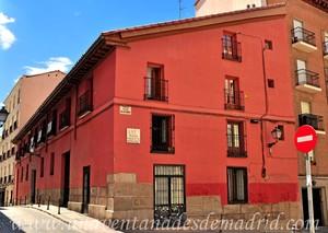 Madrid, Felipe II, Casa a la Malicia