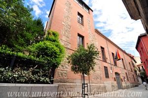 Madrid, Felipe II, Torre del edificio de la Federación Española de Municipios y Provincias