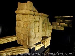 Madrid, Felipe II, Restos de la Fuente de los Caños del Peral