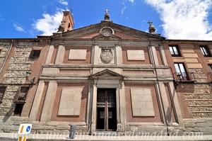Madrid, Felipe II, Iglesia del Monasterio de las Descalzas Reales