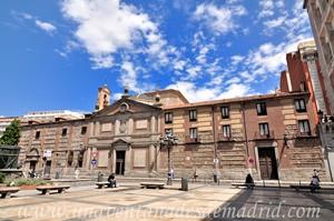 Madrid, Felipe II, Monasterio de las Descalzas Reales