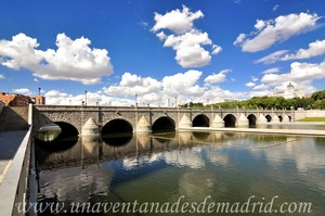 Madrid, Felipe II, Puente de Segovia
