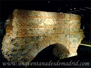 Madrid, Felipe III, Acueducto de Amaniel