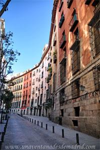 Madrid, Felipe III, Edificios de viviendas de la Cava de San Miguel