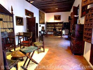 Madrid, Felipe III, Estudio de la Casa-Museo de Lope de Vega