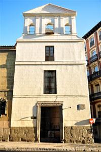 Madrid, Felipe III, Hospital de Incurables de Nuestra Señora del Carmen