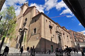 Madrid, Felipe III, Parroquia de Nuestra Señora del Carmen y San Luis Obispo