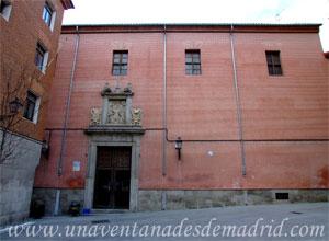 Madrid, Felipe III, Monasterio de Monjas Jerónimas del Corpus Christi