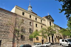 Madrid, Felipe III, Real Monasterio de Agustinas Recoletas de la Visitación de Santa Isabel y Colegio de Nuestra Señora de la Asunción