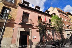 Madrid, Felipe III, Casa-Museo de Lope de Vega