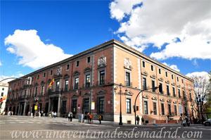 Madrid, Felipe III, Palacio de los Consejos