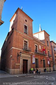 Madrid, Felipe III, Palacio del Marqués de Camarasa