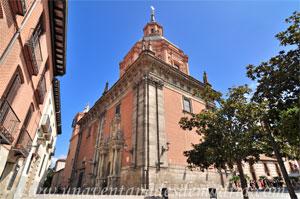 Madrid, Felipe IV, Capilla de San Isidro