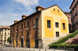 Madrid, Felipe IV, Antigua Casa-palacio del siglo XVI
