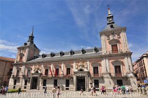 Madrid, Felipe IV, Casa de la Villa