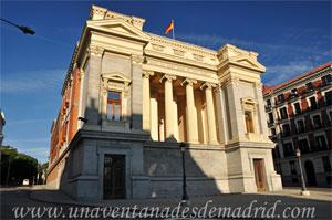 Madrid, Felipe IV, Casón del Buen Retiro