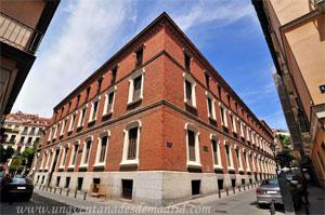 Madrid, Felipe IV, Colegio de la Purísima Concepción