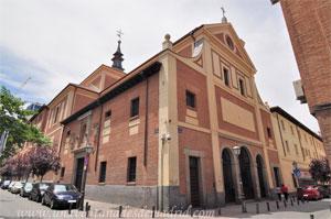 Madrid, Felipe IV, Convento de las Mercedarias Descalzas de Don Juan de Alarcón