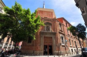 Madrid, Felipe IV, Iglesia de San Antonio de los Alemanes