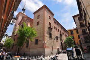 Madrid, Felipe IV, Vértice Suroeste de la Iglesia de San Ginés