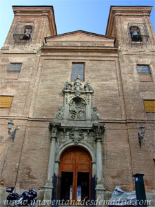 Madrid, Felipe IV, Iglesia de San Martín