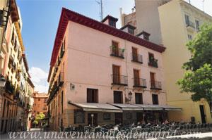 Madrid, Felipe IV, Edificio de viviendas del siglo XVII