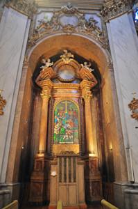 Basílica Pontificia de San Miguel, Capilla de los Ángeles