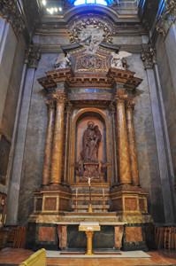 Basílica Pontificia de San Miguel, Capilla de San José