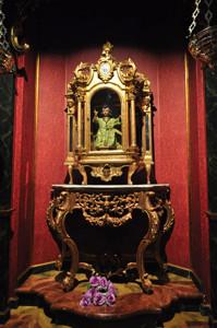 Basílica Pontificia de San Miguel, Capilla del Niño Jesús de la Gracia