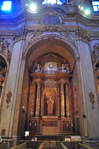 Basílica Pontificia de San Miguel, Capilla de San Josemaría Escrivá de Balaguer