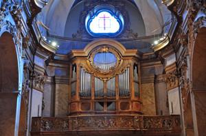 Basílica Pontificia de San Miguel, Coro