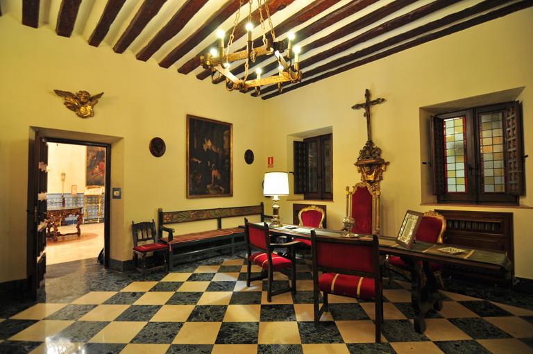 Cuadro Oleo Sala Se Ef Bf Bdorial Museo Nacional Artes Decorativas