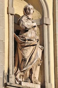Basílica Pontificia de San Miguel, virtud de la Esperanza