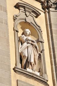 Basílica Pontificia de San Miguel, virtud de la Fortaleza
