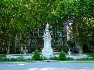 Madrid, Fuente de Apolo