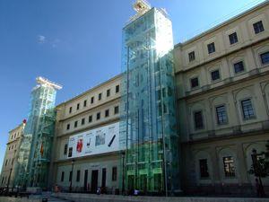 Madrid, Hospital General de San Carlos