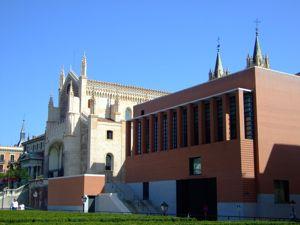 Madrid, Museo del Prado, Claustro de los Jerónimos