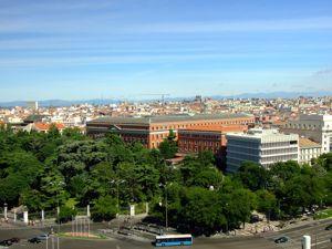 Madrid, Palacio de Buenavista